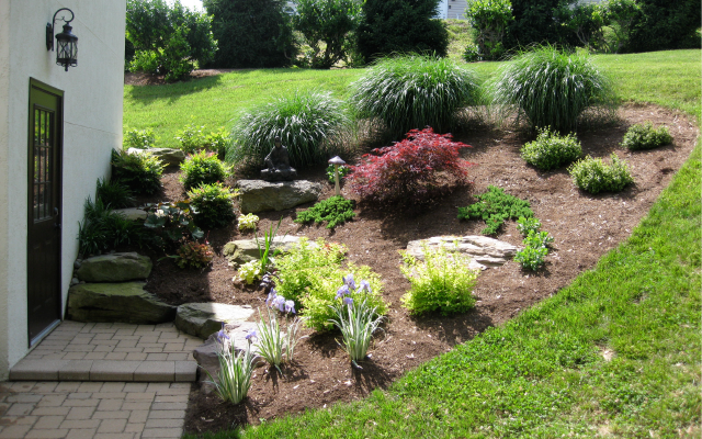 Landscaping and Landscape Design in Carroll County, Maryland
