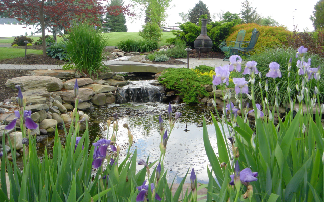 Custom Water Features in Carroll County Maryland