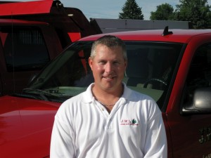 Joe Whitcomb, Owner of J.W's Lawn and Landscape, Serving Carroll County, Maryland