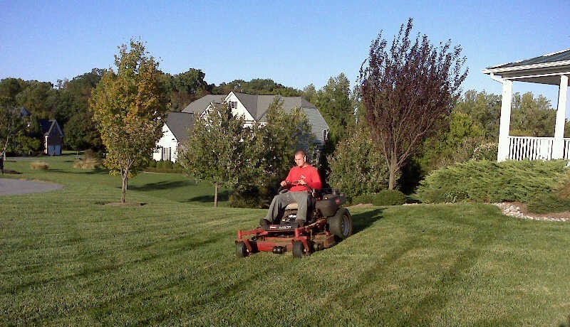 Lawn Care and Maintenance in Carroll County Maryland